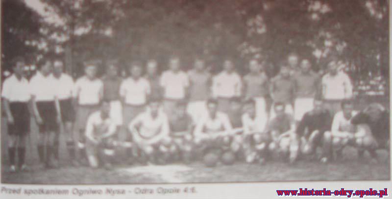 """Odra"" Opole - ""Polonia"" Nysa okiem historii"