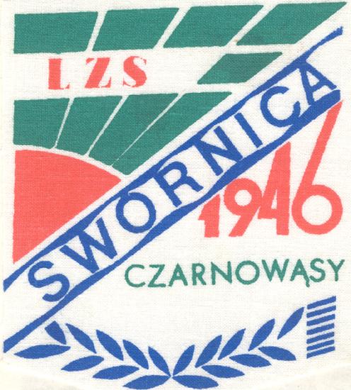 """Historyczny herb """"Swornicy"""" Czarnowąsy"""
