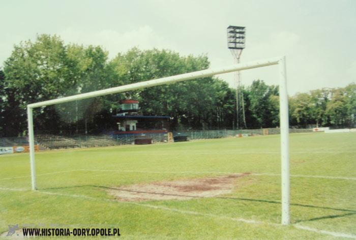 """Stadion """"Odry"""" Opole - sezon 2000/2001"""