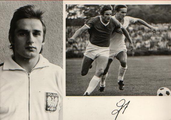 Zbigniew Gut zajął drugie miejsce w plebiscycie na najlepszego sportowca Opolszczyzny (1972 r.)