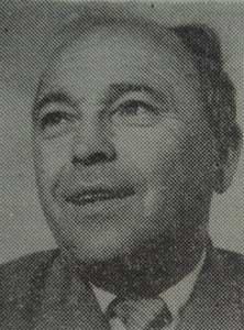 Tadeusz Iwańciów - piłkarz, hokeista, tenisista