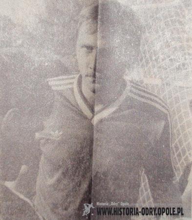 """Henryk Majer był jednym z największych talentów piłkarskich """"Odry"""" Opole"""