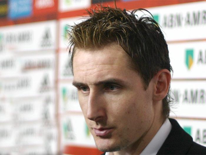 Mirosław Klose pierwsze kroki na boisku piłkarskim stawiał w Opolu (fot.wikipedia.pl)