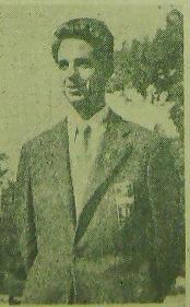 Gilson największa nadzieja brazylijskiego futbolu lat 50-tych