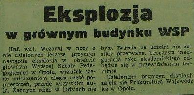 Trybuna Opolska  z 7 X 1971 r.