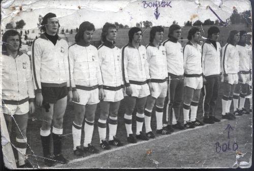 Bolo w reprezentacji Polski juniorów