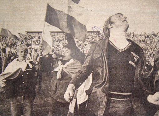 Wspomnienia Snajpera cz.1 - Derby, derby, derby...