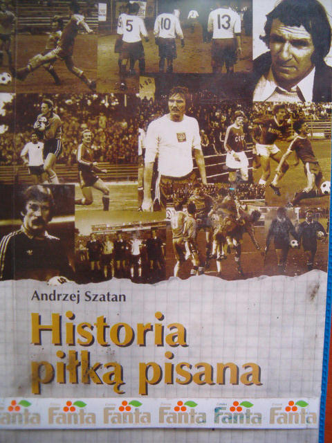 Historia piłką pisana
