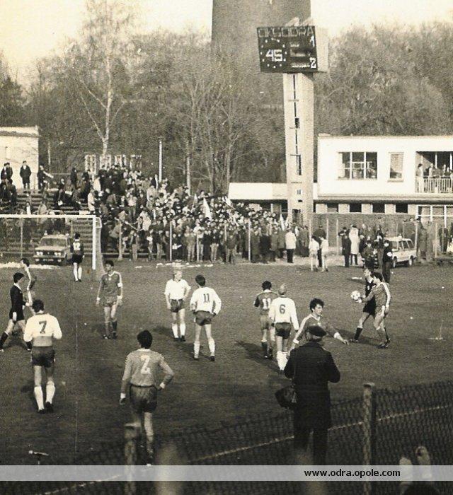 Polska-Finlandia 17.04.1985 w Opolu