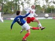 Polska - Francja w Opolu 1:5 (2004 r.)