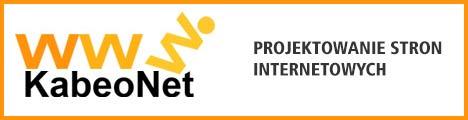 Projektowanie stron www KabeoNet