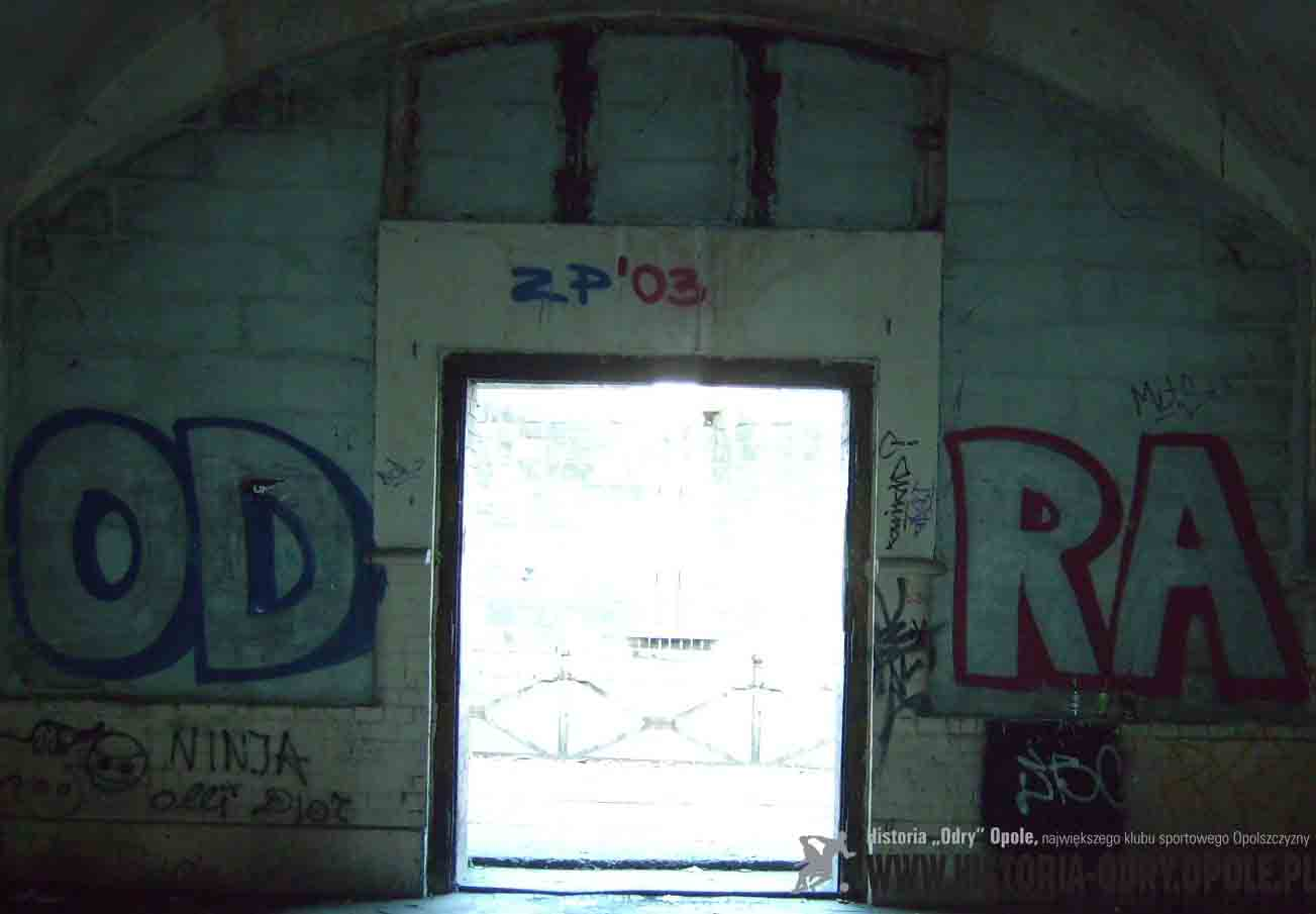 Opole Wschodnie (napisy-graffiti)