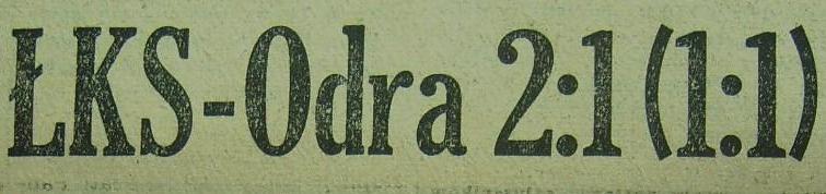 ŁKS-Odra Opole
