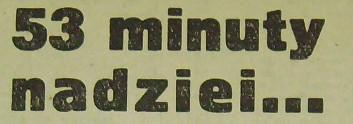 Ze spotkania Górnik Zabrze - Odra Opole (4:1; Sezon 1968/69).