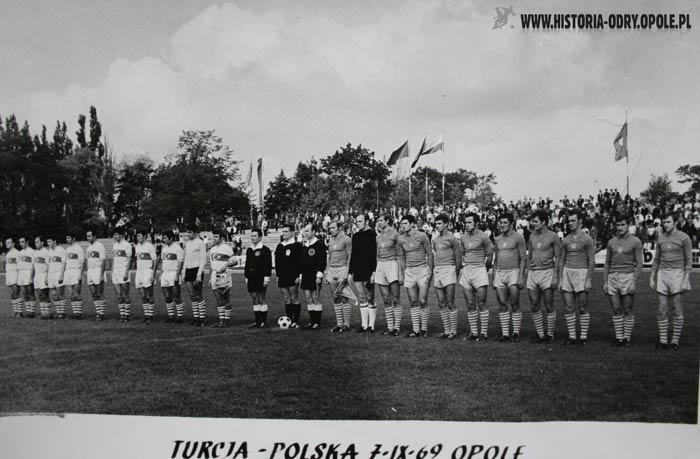 Polska - Turcja w Opolu
