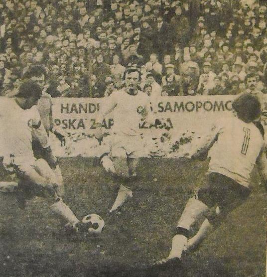 Odra Opole - Wisła Kraków 1:0 (1977/1978)