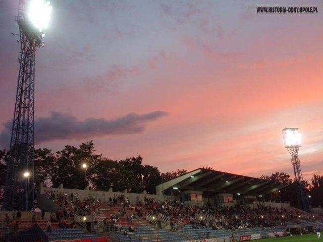 Znana jest data budowy nowego stadionu w Opolu!