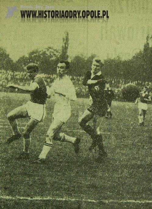 Półfinał PP 1962 (Górnik - Odra 2:1).