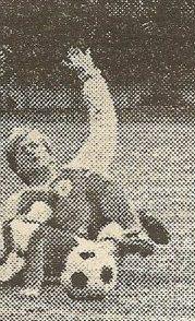 Ze spotkania CKS - Odra (1:0, Sezon 1993/1994).