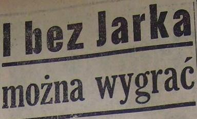 Ze spotkania Odra Opole - Ruch Chorzów (Sezon 1961, 3:1).