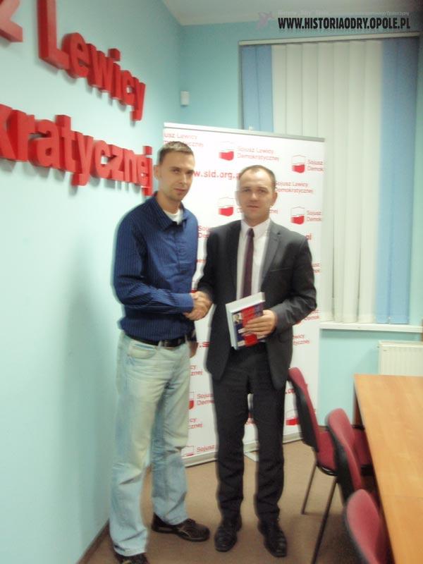 Wywiad z Tomaszem Garbowskim - kandydatem na fotel Prezenydenta miasta Opola