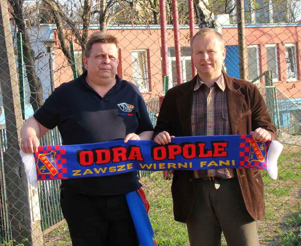 Piotr Rzepka i Zbigniew Janik.