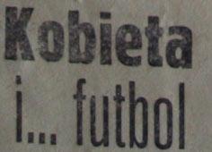 Stefania Kośna - oddana działaczka klubu Odra Opole