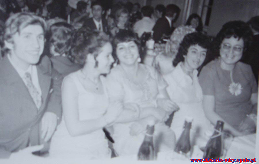 1964 r.: Sylwester w hali Odry przy Dubois