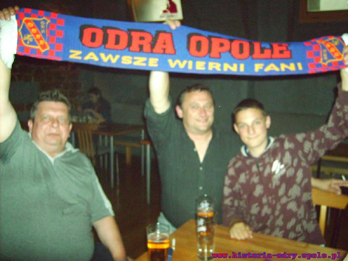 Zbigniew Janik Odra Opole - wywiad