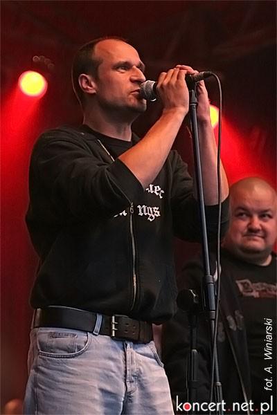 Paweł Kukiz na scenie