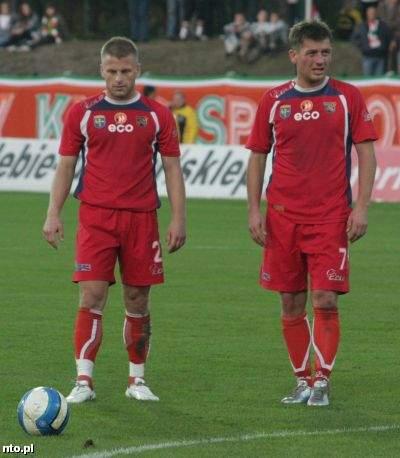 Marcel Surowiak (z lewej) oraz Marek Tracz (z prawej) (nto.pl)