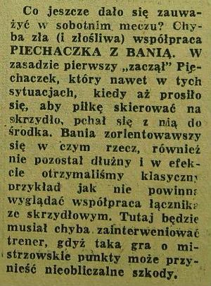 1960 r. mecz towarzyski Odra-Joenkoeping 2:1