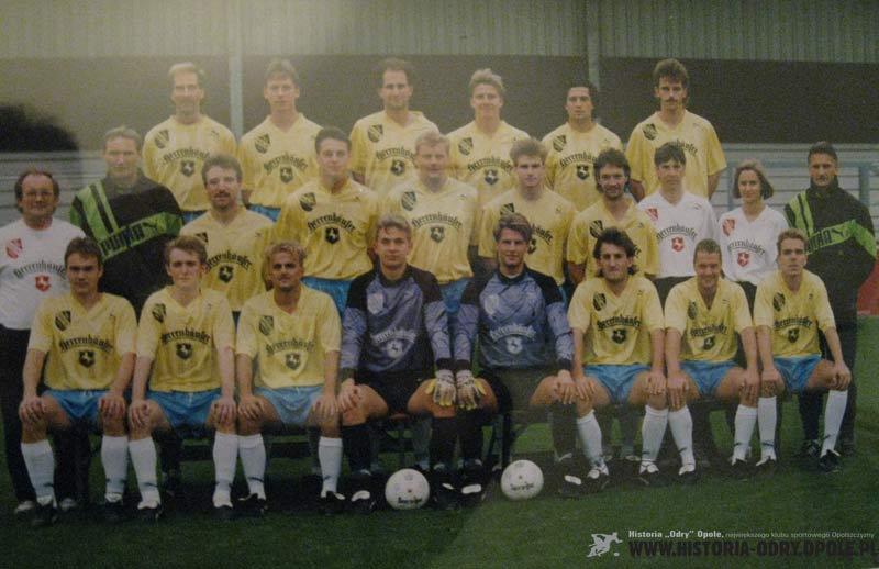 W TSV Havelse Wojcicki był trenerem
